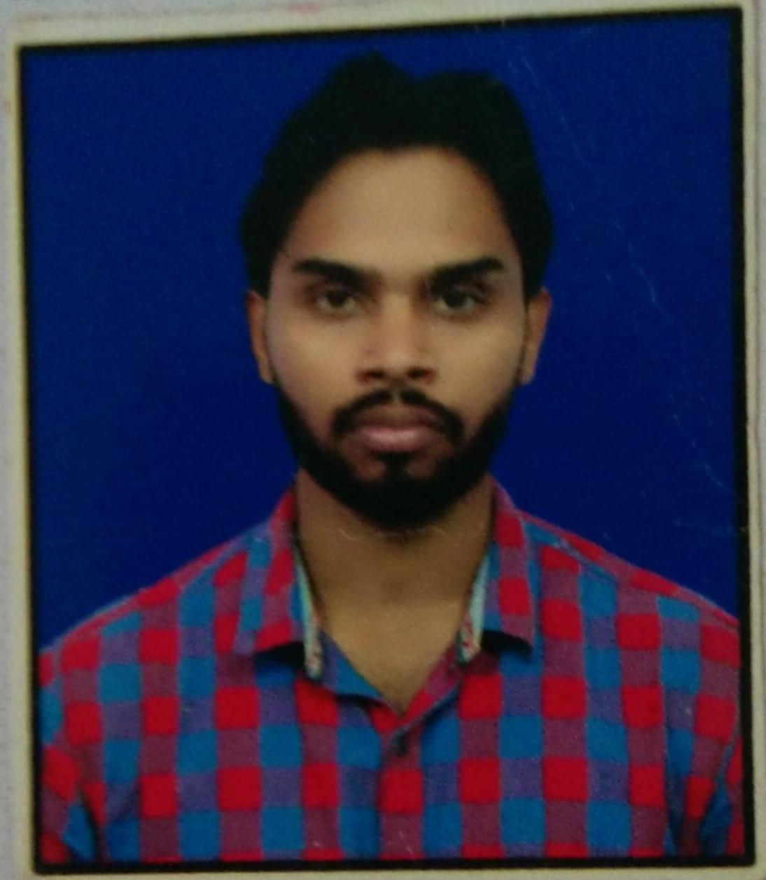 Rohit Chaudhari student dkpgc